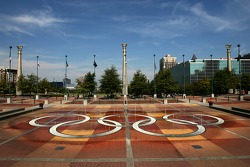 Visit of Atlanta: Olympic Park