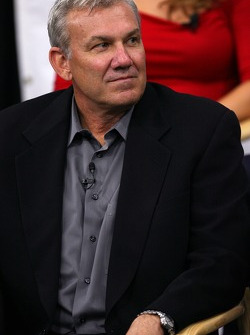 ESPN press conference: Dale Jarrett