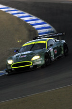 #009 Aston Martin Racing Aston Martin DB9: Pedro Lamy, Stphane Sarrazin