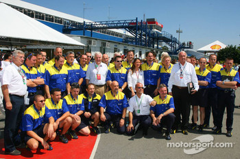 Michelin group photo