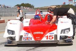 #15 Zytek Engineering Zytek 06S Zytek: Stefan Johansson, Johnny Mowlem