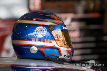 Kurt Busch's Helmet