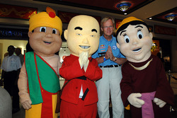 Ari Vatanen and friends