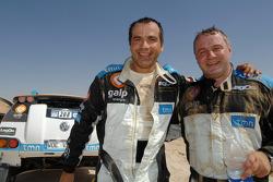 Carlos Sousa and Andreas Schulz
