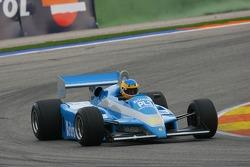 Thoroughbred GP race: T. Sayles, Osella FAI C/D