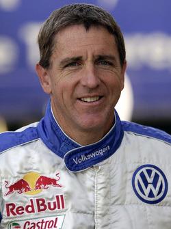 Volkswagen Motorsport presentation: Mark Miller