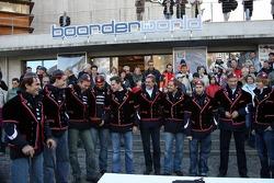 BMW Motorsports drivers