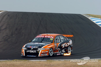 Rick Kelly playing catch up