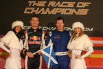 Team F1 Racing Scotland: David Coulthard and Colin McRae