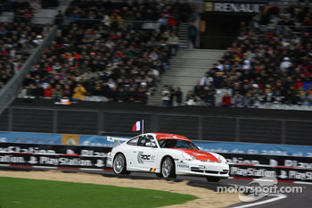 Quarter final: Sébastien Loeb