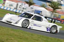 #61 AIM Autosport Lexus Riley: Mark Wilkins, David Empringham, Brian Frisselle, Burt Frisselle