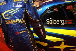Petter Solberg Subaru WRC