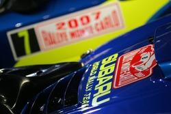 Subaru World Rally Team presentation