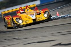 #7 Penske Motorsports Porsche RS Spyder: Emmanuel Collard