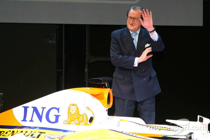Michel Tilmant, Chairman of the Executive Board of ING