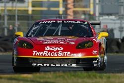 #43 Team Sahlen Corvette: Joe Sahlen, Joe Nonnamaker, Wayne Nonnamaker, Will Nonnamaker