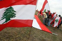 Alex Khateeb and Khalil Beschir meet the  Lebanese Fans
