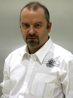 Mike Gascoyne, Chief Technical Officer, Spyker Formula One Team
