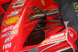 Ferrari F2007 suspension