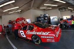 Bud Chevy garage area