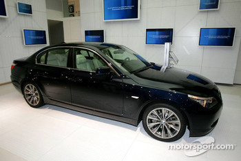 BMW 5 Series, Re-styled