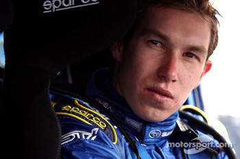 Chris Atkinson, Subaru WRT Subaru Impreza 2007 WRC