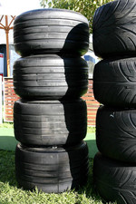 Bridgestone Dry weather tyres