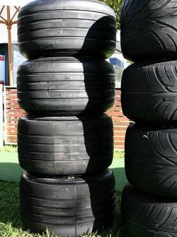 Bridgestone Dry weather tyres