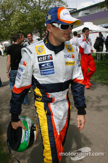 Giancarlo Fisichella, Renault F1 Team