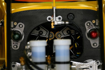 Renault F1 Team, R27, Detail