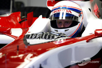 Anthony Davidson, Super Aguri F1 Team