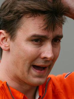 James Key, Spyker F1 Team, Technical Director