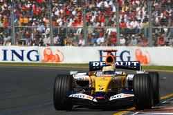 Giancarlo Fisichella, Renault F1 Team