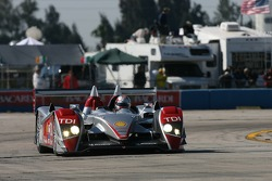 #1 Audi Sport North America Audi R10 TDI Power: Rinaldo Capello, Allan McNish, Tom Kristensen