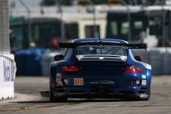 #71 Tafel Racing Porsche 911 GT3 RSR: Wolf Henzler, Robin Liddell, Patrick Long