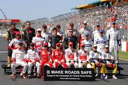 Drivers group picture 2007