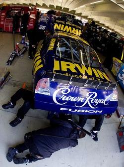 Crown Royal Ford crew members at work