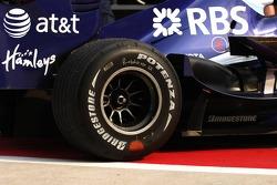 New Bridgestone Tire marking