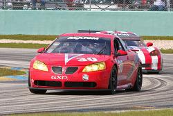 #30 Racers Edge Motorsports Pontiac GXP.R: Lawson Aschenbach, Mark Pavan