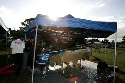 Maximum Motorsport entry of Dean Herridge and Bill Hayes
