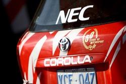 Toyota celebrating 50 years in motorsport