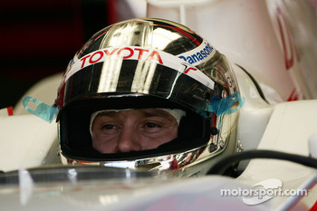 Jarno Trulli, Toyota Racing
