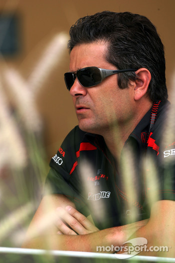 Gil de Ferran, Honda Racing F1 Team, Sporting Director