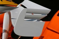 Renault F1 Team, R27 Detail