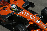 Adrian Sutil, Spyker F1 Team, F8-VII