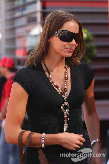 Jennie Raikkonen, Wife of Kimi Raikkonen