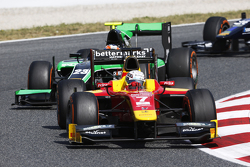 Jordan King, Racing Engineering and Richie Stanaway, Status Grand Prix
