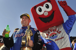 Top Fuel winner Richie Crampton