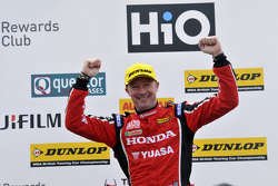 Third place Gordon Shedden