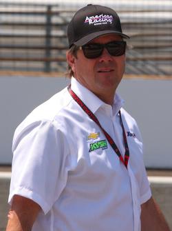 Jimmy Vasser, KV Racing Technology
